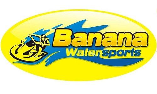 Banana Watersports - Logo - Banana beach, Vasilikos, Zakynthos