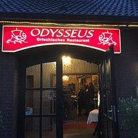 Odysseus, Eingang