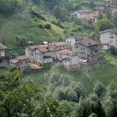 Vista dell'abitato