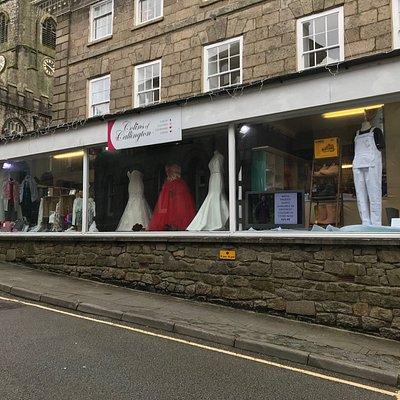 Colin's shop windows