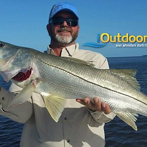 Great Snook Fishing