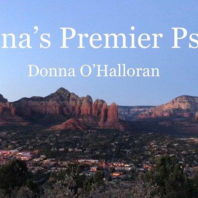 Sedona's Premier Psychic Donna O'Halloran