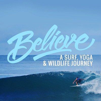 Believe Surf & Yoga, Santa Teresa, Costa Rica.