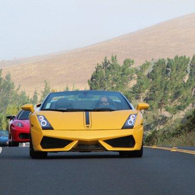 Drive Exotic Cars in Napa, CA