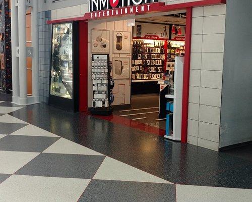 InMotion - O'Hare Terminal 1