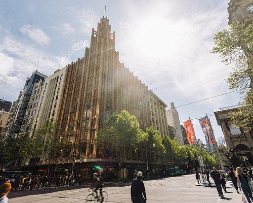The Manchester Unity Building, Melbourne CBD