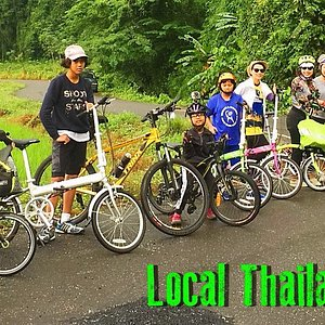 Local Thailand Cycling Tour with vinndaGO