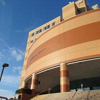 釧路市生涯学習センターの建物