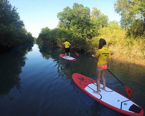 Balade en stand up paddle une activité idéale en couple