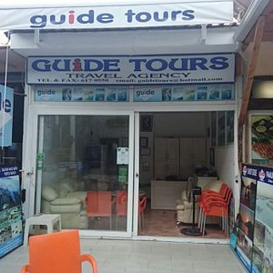 Guide Tours office