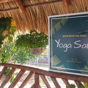 Yoga Sana Studio ~~ The studio in San Juan del Sur~~ Tropical vibes and ocean view