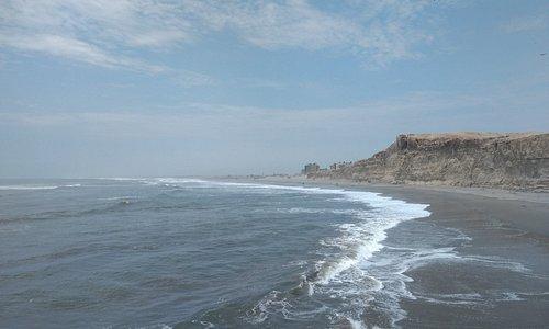 Playa al Norte del Muelle