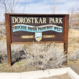 Dorostkar Park, easy walk in Reno!