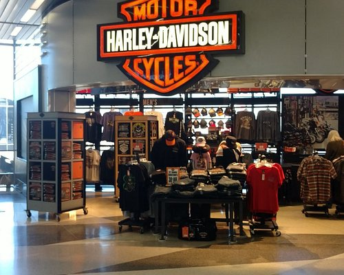 Harley Davidson Shop - Chicago O'Hare Terminal 3