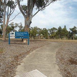 Waterfield Park Trail