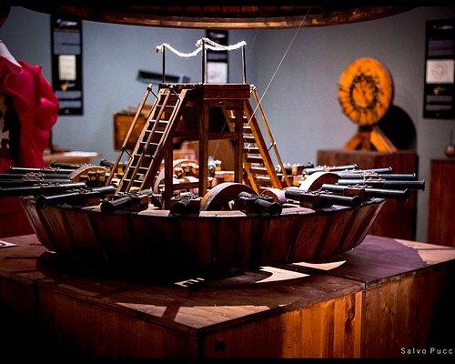 macchine di Leonardo