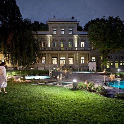 Giardino in centro a Torino