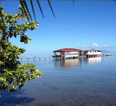 Love Here Pearl Farm vous accueille dans le lagon de Tahaa