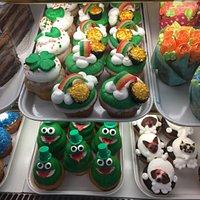 St. Patrick's spirit!