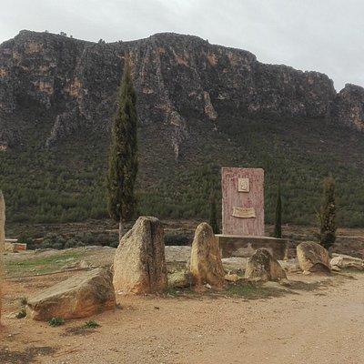 Paraje donde se cree tuvo lugar la batalla que le costó la vida al General Cartaginés Almilcar B