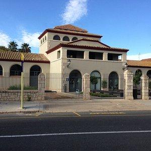 Edificio Oficina Turismo y Centro Interpretación