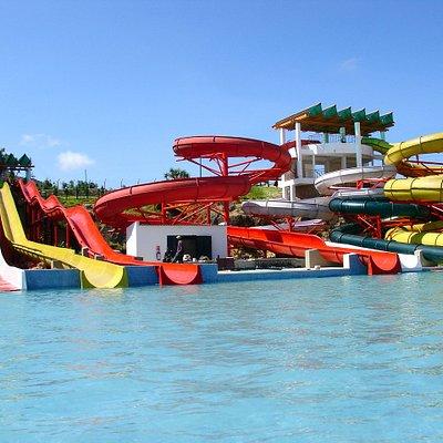 Main Slide Attractions