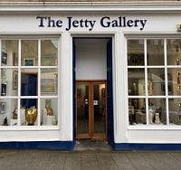 The Jetty Gallery Storefront on George Street