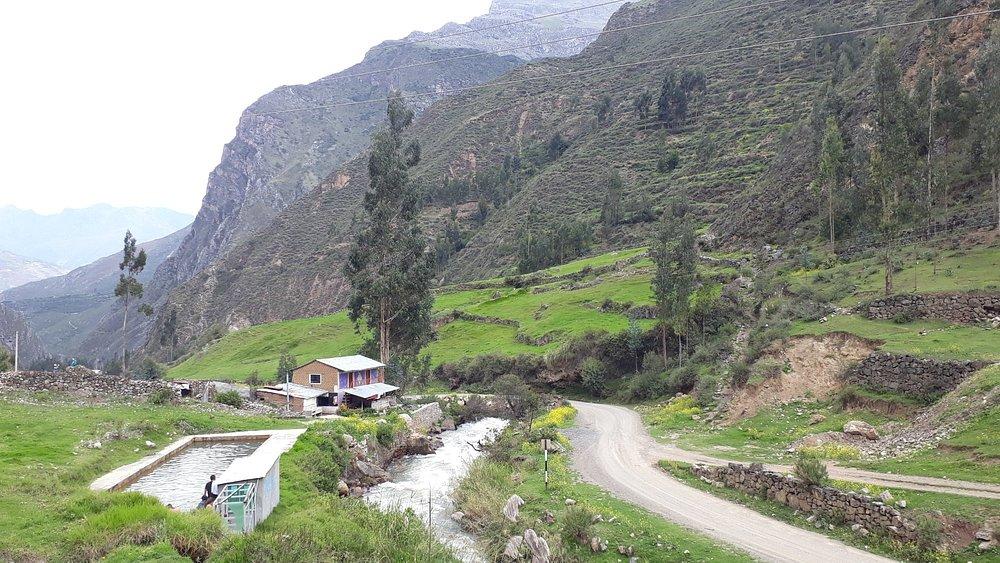 """Camino a """"Huancahuasi"""""""
