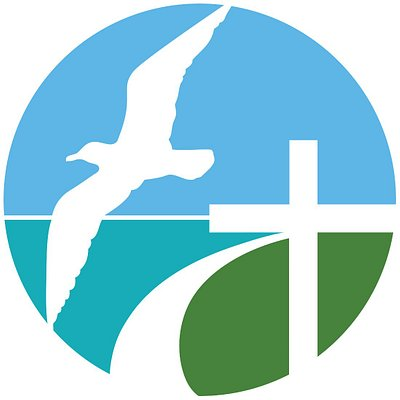See this logo and you know where you are, Fort Caswell!