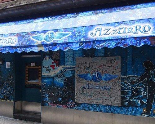 Fachada Azzurro Rock Pub