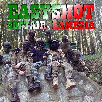 easyshot softair lamezia