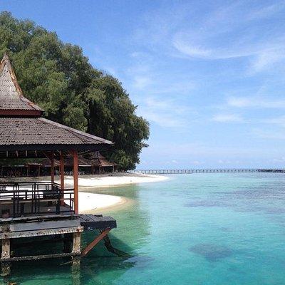 Guerilla Dive Sepa Island Dive Resort