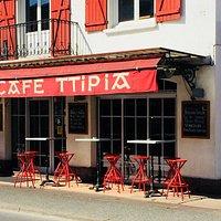 Café Ttipia, Saint Jean Pied de Port