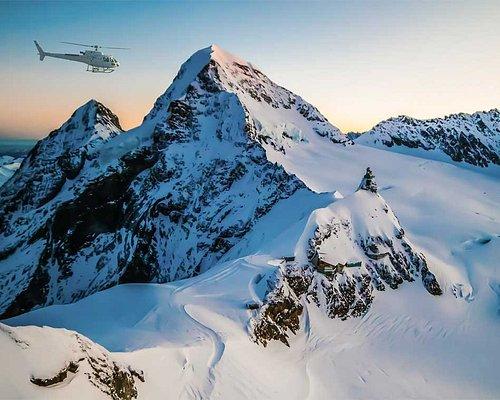 Helicoptertour Jungfraujoch