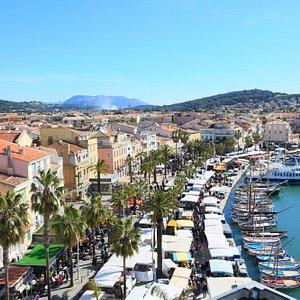 Le plus beau marché de Provence Alpes Côte d'Azur