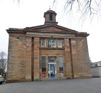 The old St Andrew's Glencairn Church