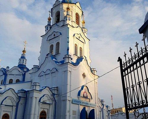 Храм в марте