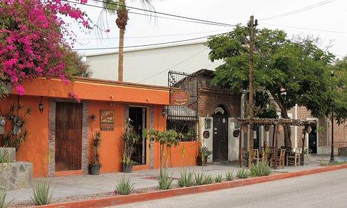 Calle Benito Juarez