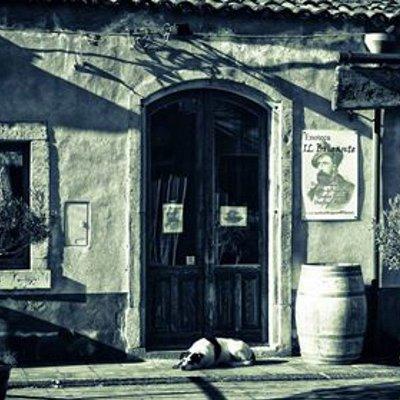 Il Brigante e Giacomino. Foto gentilmente offerta al nostro negozio da Franco Cutroni