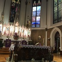 St Joseph Church.