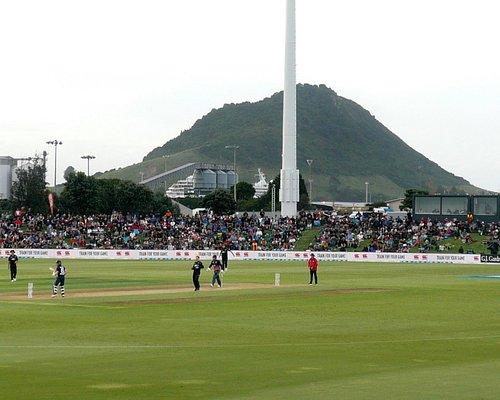 Bay Oval: NZ v England, 28.2.2018