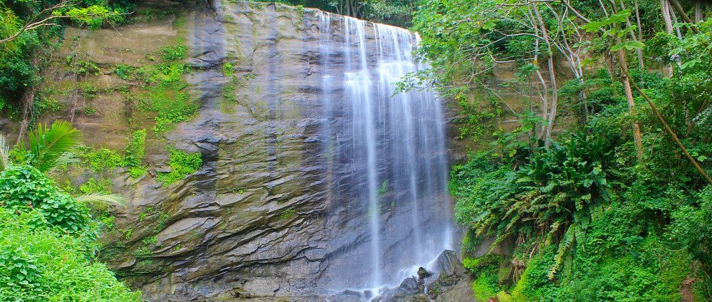 Mt. Carmel Waterfall, St. Andrew