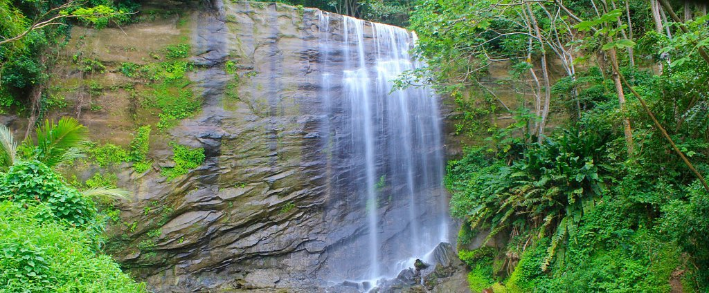 Mt. Carmel Waterfall, St. Andrew