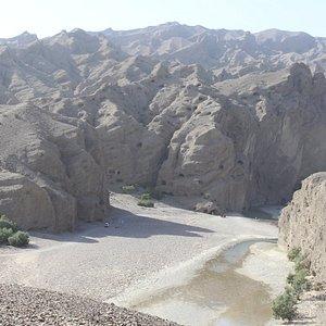 Gondrani Caves Complex