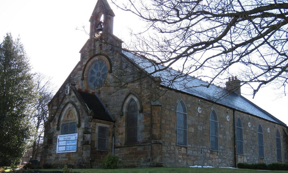 church from the west