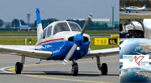 Hellenic Sky Aviation Club - Enjoy the Ultimate Flight Experience!
