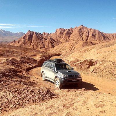 Province de Salta, Tolar Grande