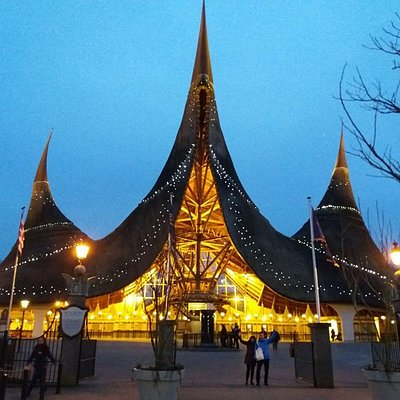 Efteling - the magic land!