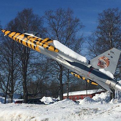 Flight museum Gardermoen