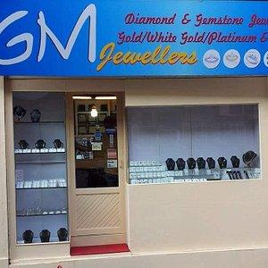 g m jewellers Titos Road baga goa
